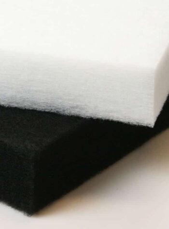 akoestisch polyesterwol plafond wand